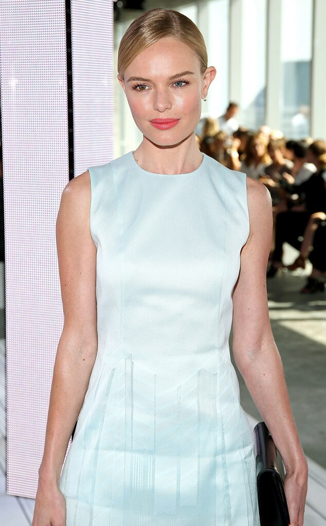Kate Bosworth, NYFW