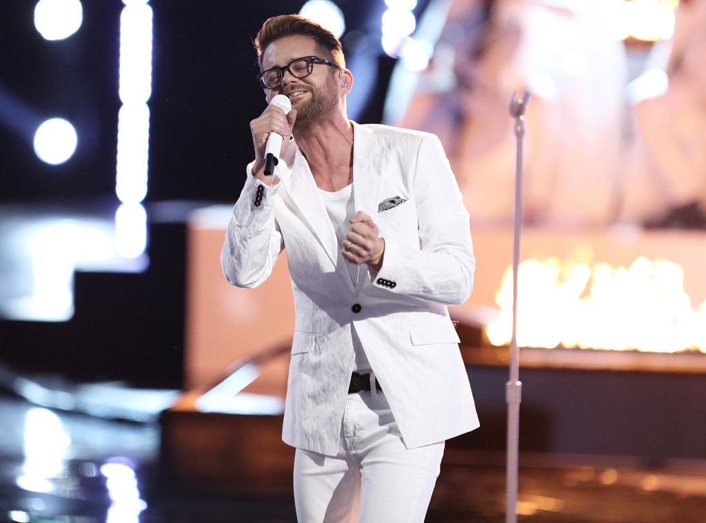 The Voice, Josh Kaufman