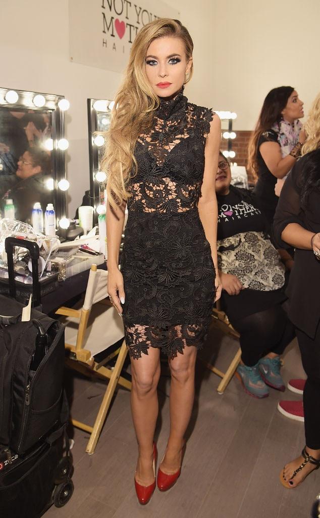 Carmen Electra, New York Fashion Week, NYFW