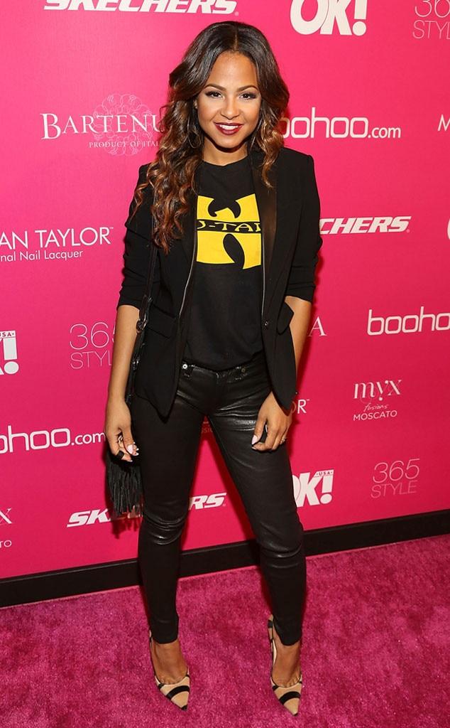 Christina Milian, New York Fashion Week, NYFW