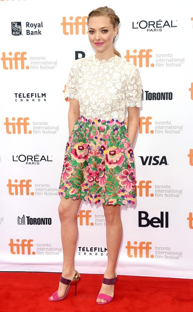 Amanda Seyfried, TIFF