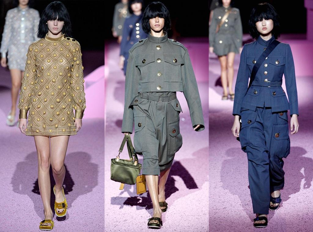 Marc Jacobs, New York Fashion Week, NYFW