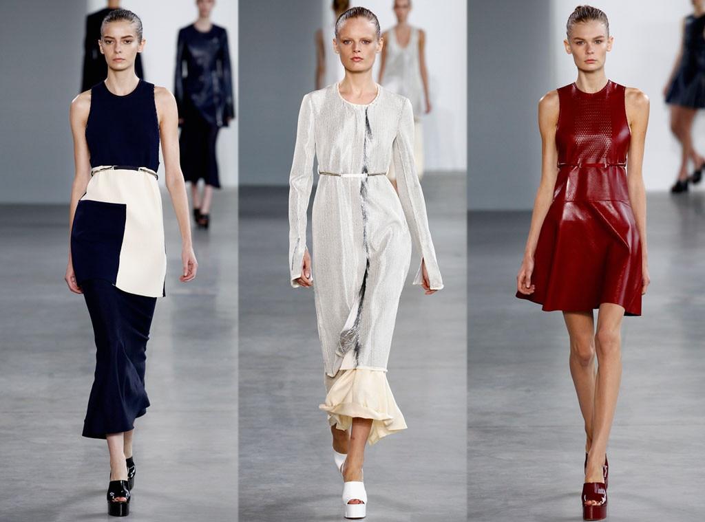 Calvin Klein, New York Fashion Week, NYFW