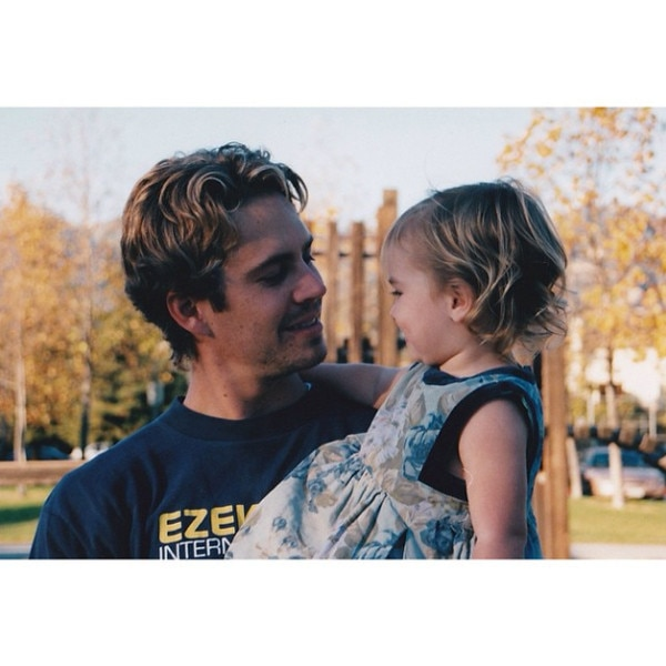 Meadow Walker, Paul Walker, Instagram