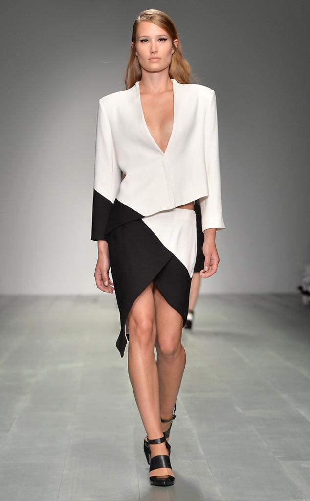 Jean-Pierre Braganza, London Fashion Week