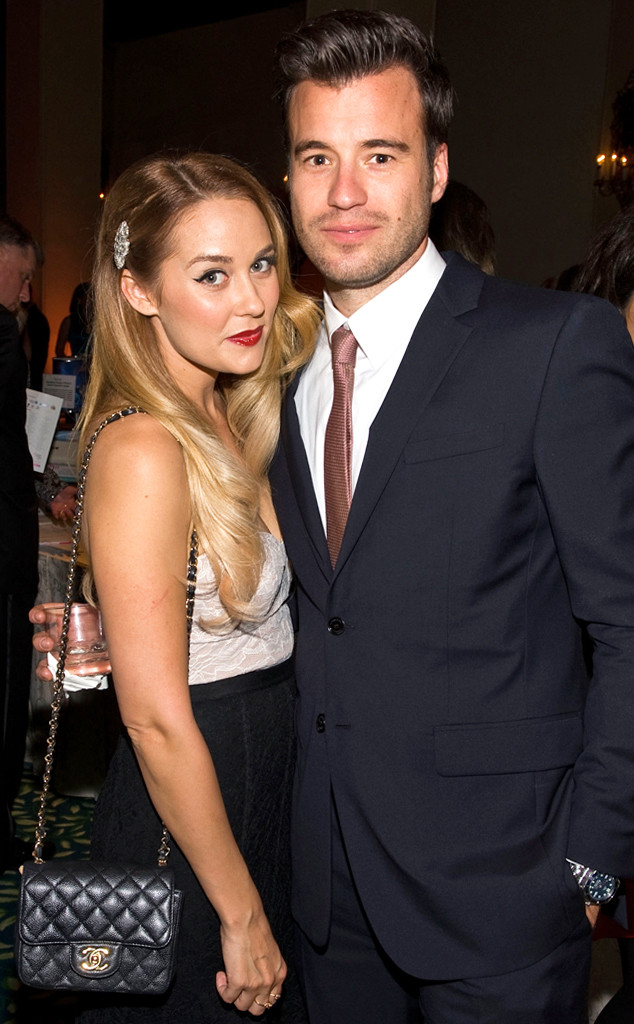 Lauren Conrad And William Tell Are Married E Online