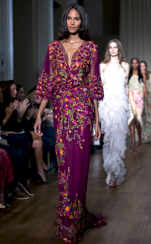 5100c4ee8f6 Marchesa from Best Looks From London Fashion Week Spring 2015 | E! News