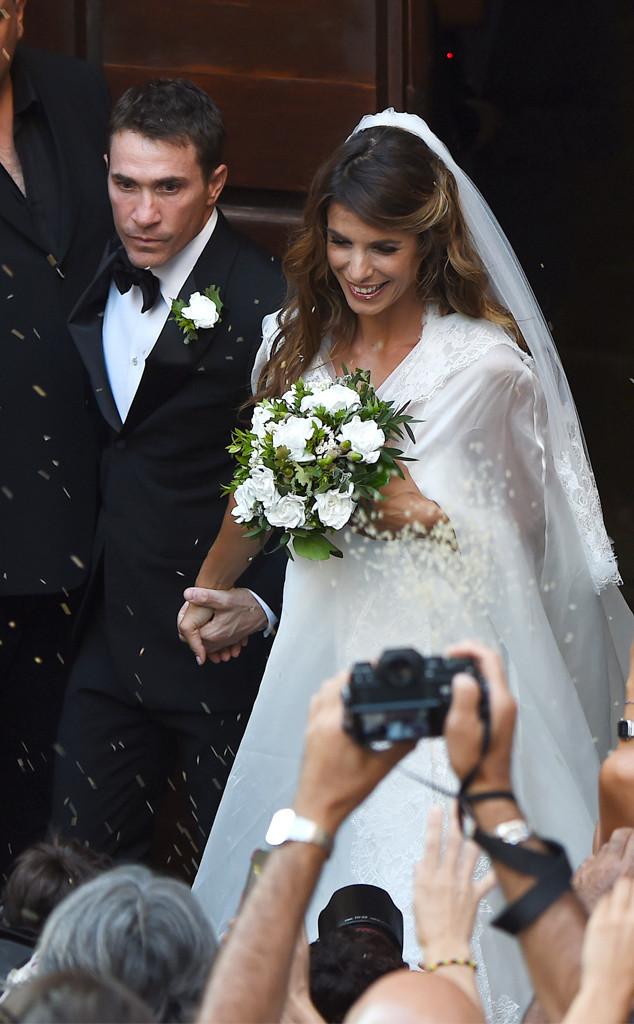Elisabetta Canalis, Brian Perri