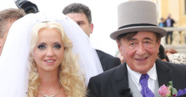 See Photos of Playmate, 24, Marrying Billionaire, 81