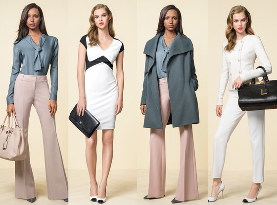 cad26ff2 All the Looks From the Scandal Collection for The Limited—See the Pics!