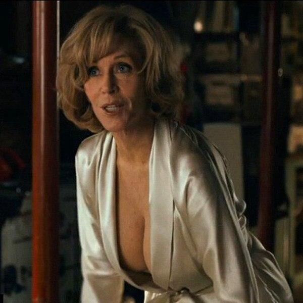 Jane fonda young nudes