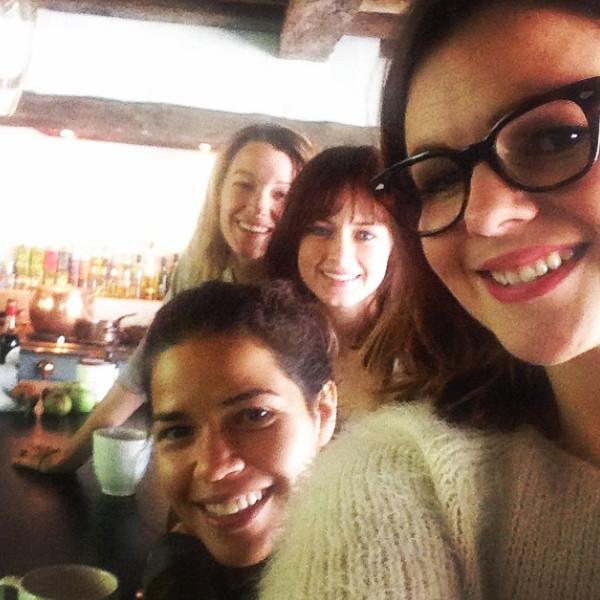 Sisterhood of the Traveling Pants, Instagram