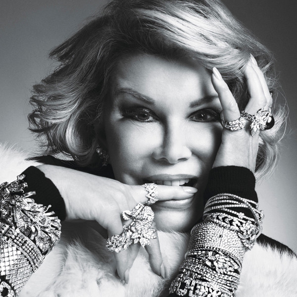 W Magazine, Joan Rivers
