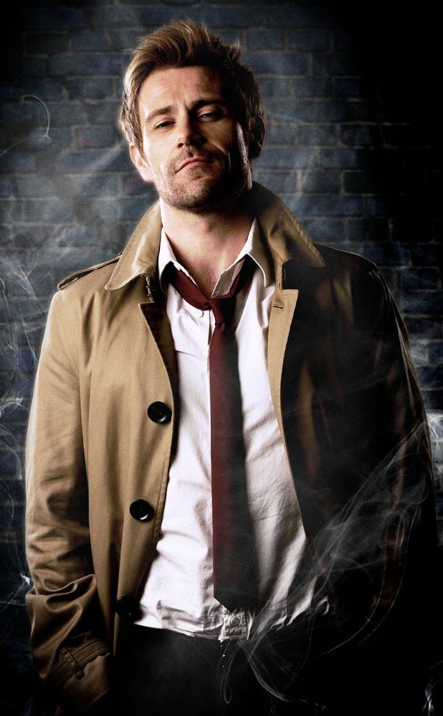 Matt Ryan, Constantine