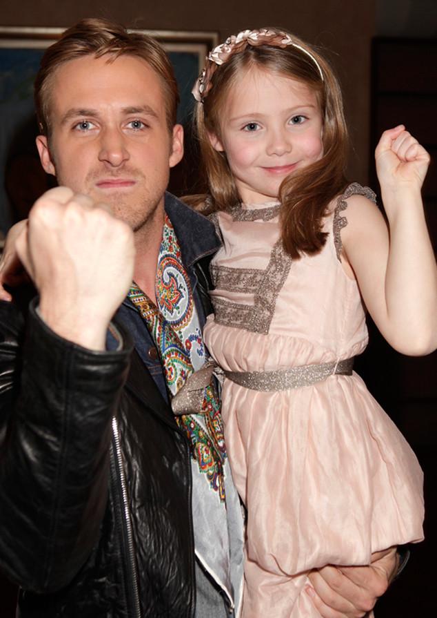 Ryan Gosling, Faith Wladyka, Blue Valentine