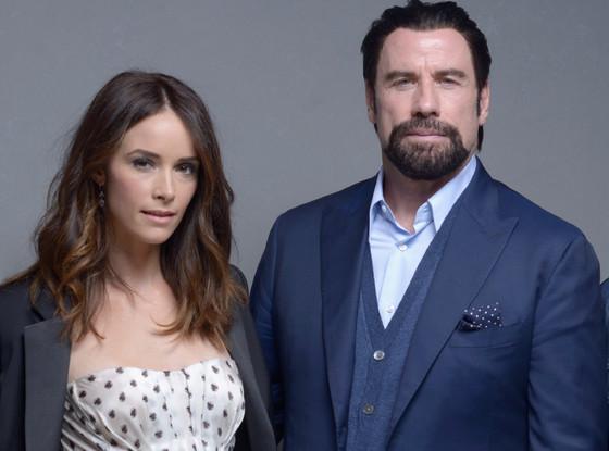 Abigail Spencer, John Travolta, TIFF