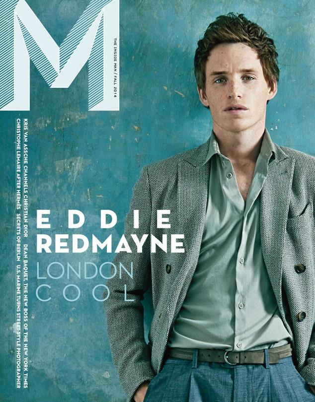 Eddie Redmayne Recalls Meeting Stephen Hawking, Telling Him, We're