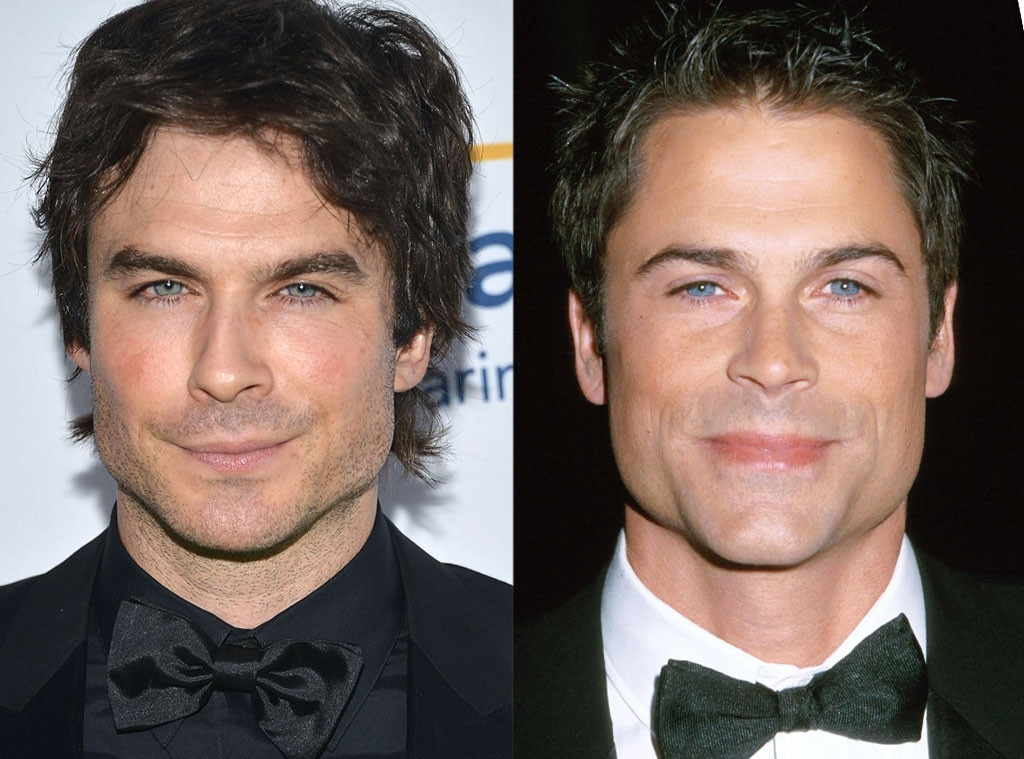 ian somerhalder amp rob lowe from separated at birth but