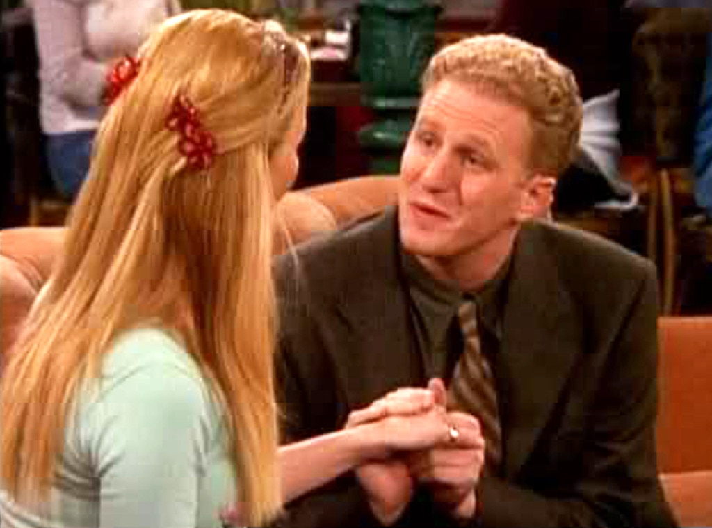 Phoebe and Gary, Friends Couples