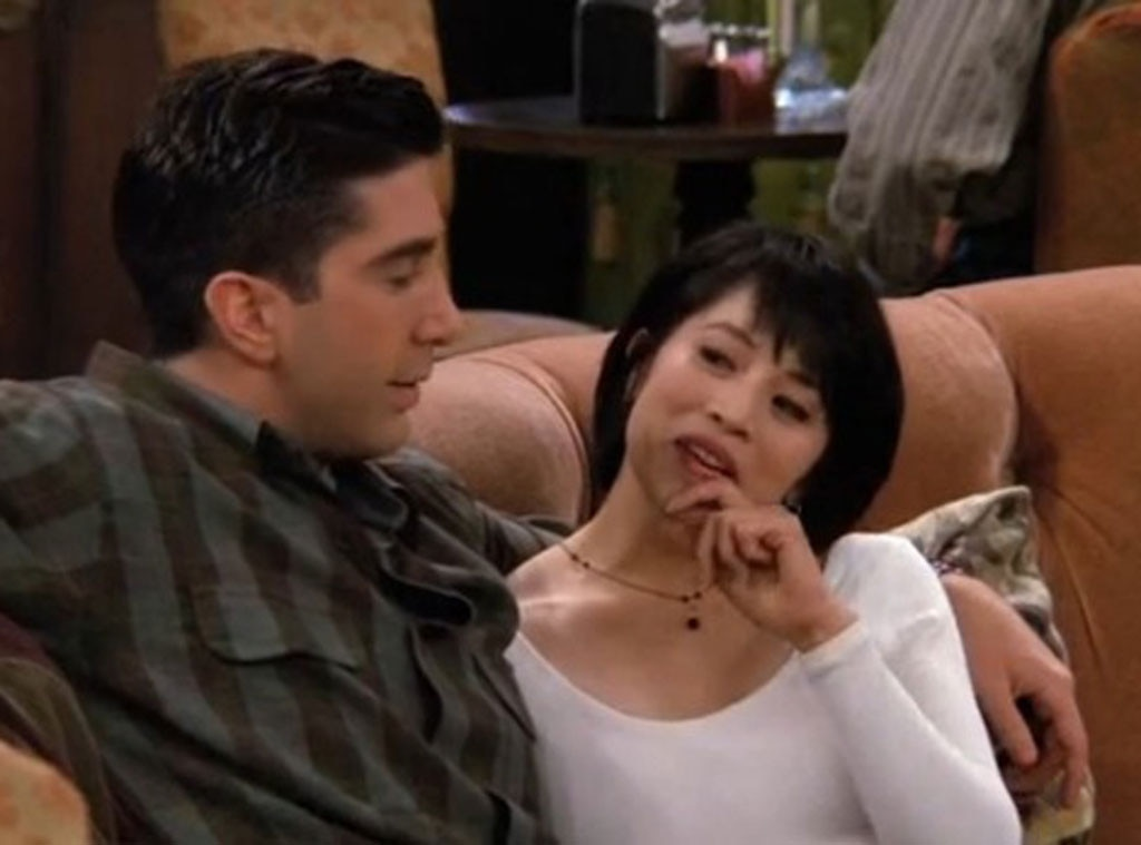 Ross and Julie, Friends Couples