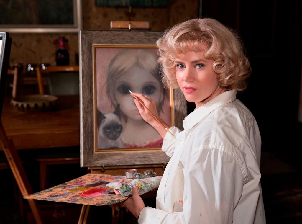 Amy Adams, Big Eyes