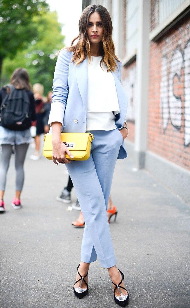 Street Style, Milan Fashion Week