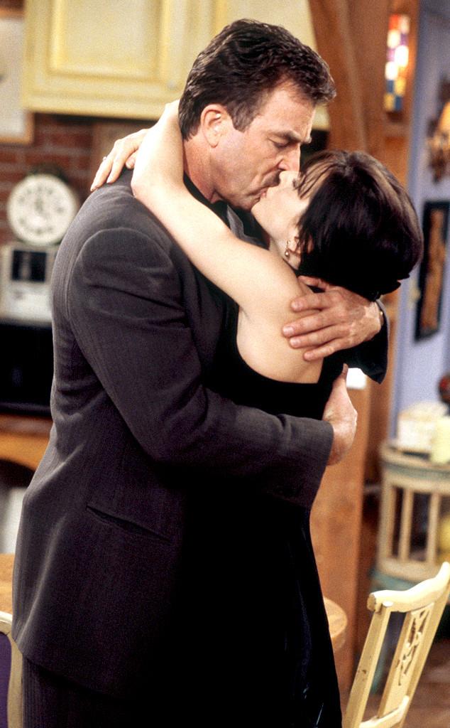 Monica dating richard venner