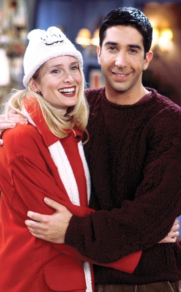 Ross and Carol, Friends Couples