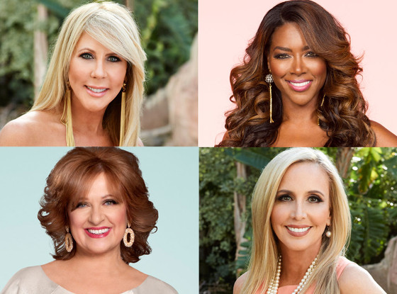 Real Housewives of Orange County, Atlanta, New Jersey