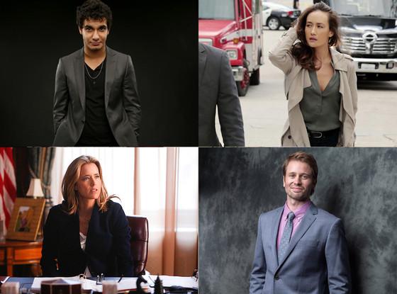 Tea Leoni, Tyler Ritter, Maggie Q, Elyse Gabriel