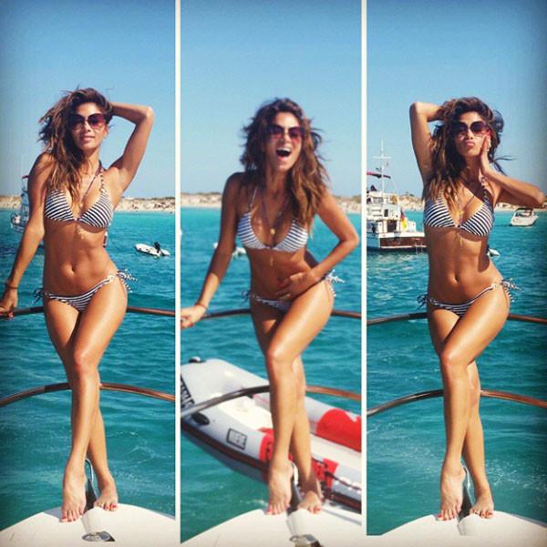 Nicole scherzinger bikini körper