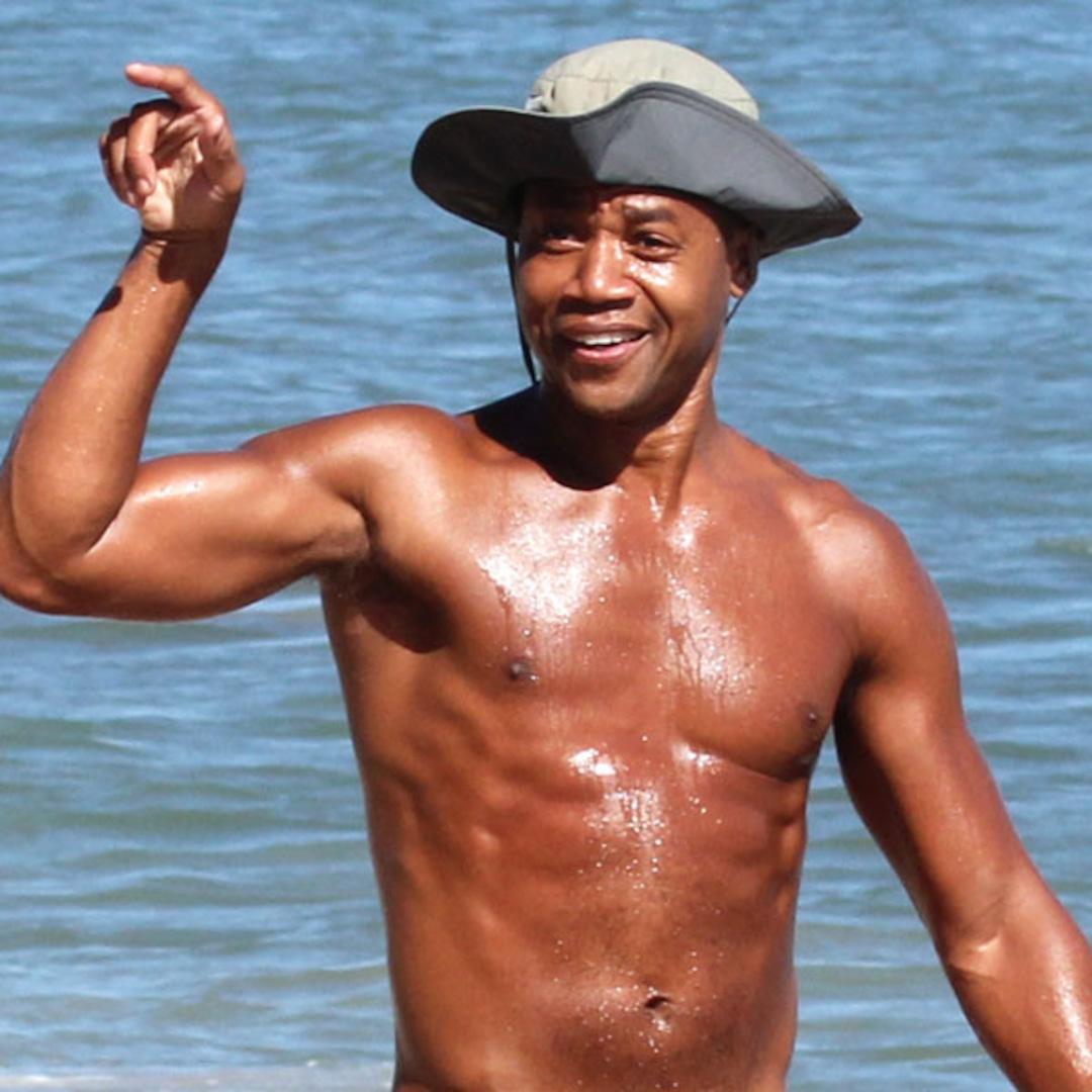 Scandalous Cuba Gooding Jr. Nude Pics & Leaked Videos (18+!)