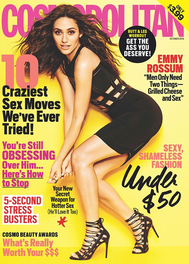 Cosmopolitan girl nude workout and too