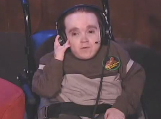 """Eric """"The Actor"""" Lynch"""