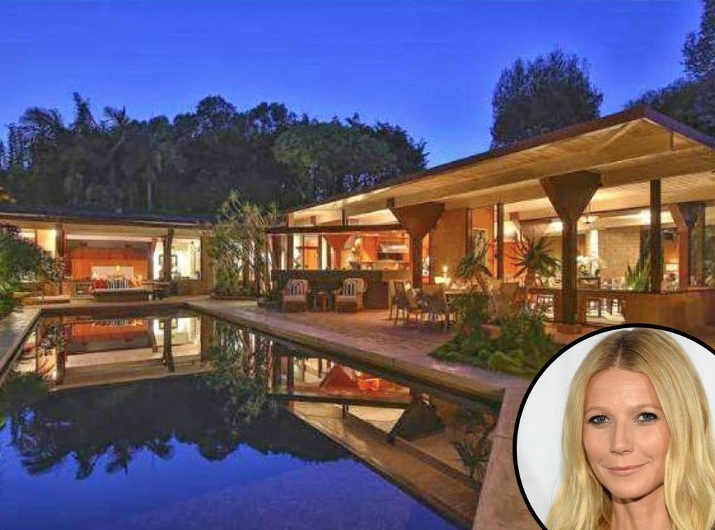 Gwyneth Paltrow, Celebrity Pools