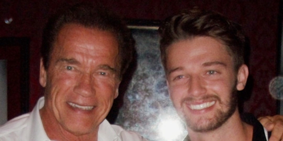 Arnold Schwarzenegger Can't Stop Using These Catchphrases From His Films, Says Son Patrick - E! Online.jpg