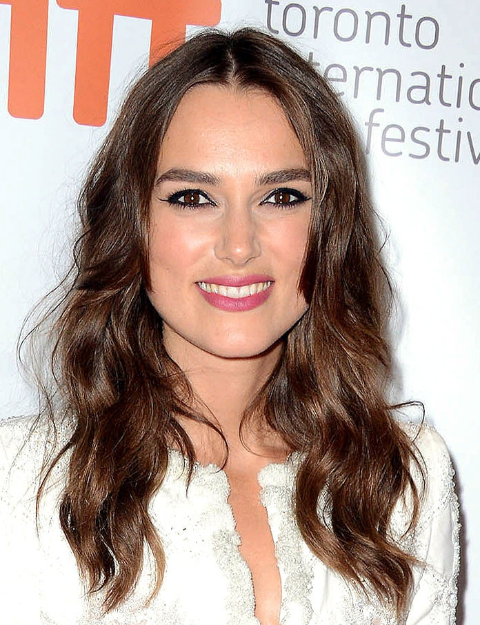 Keira Knightley From Fall 2014 Hair Color Inspiration E News