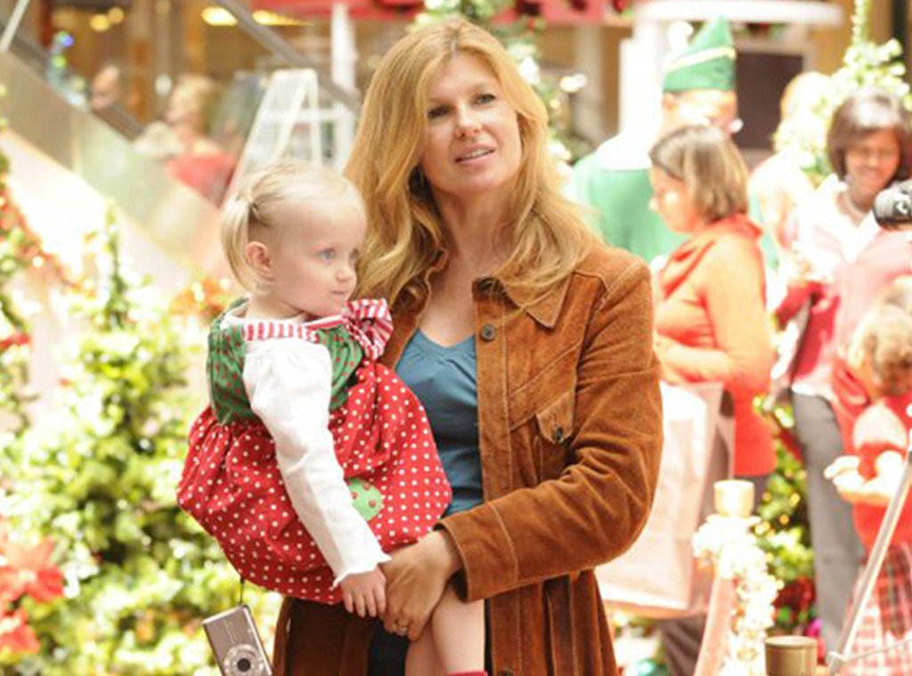 Connie Britton, Friday Night Lights, TV's Makeup Free Ladies