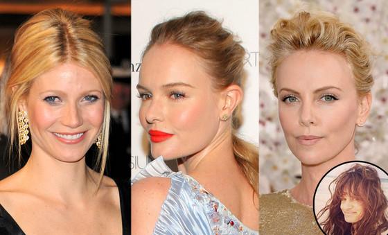 Glam Squad: Pati Dubroff, Gwyneth Paltrow, Kate Bosworth, Charlize Theron