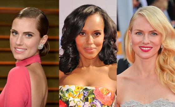 Glam Squad: Pati Dubroff, Allison Williams, Kerry Washington, Naomi Watts
