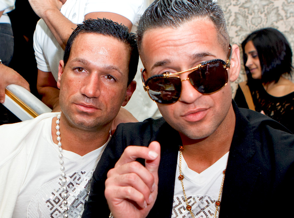 Mike Sorrentino, the Situation, Marc Sorrentino