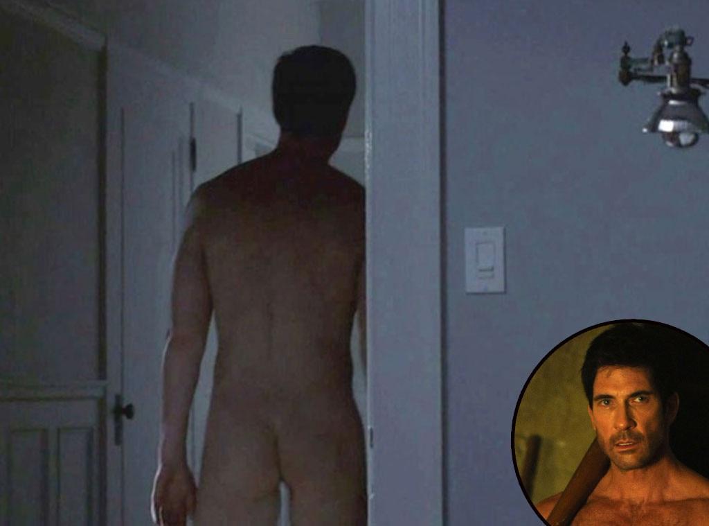 TV's best butts, Dylan McDermott, AHS: Murder House