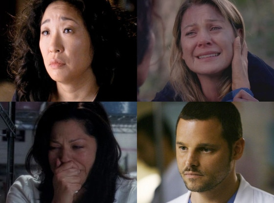 Grey's Anatomy Tragedies