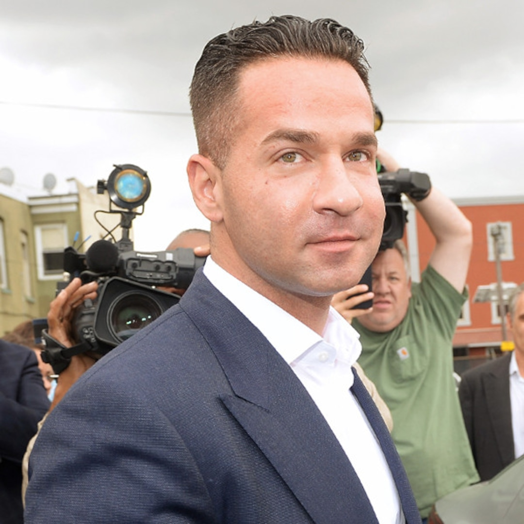 Jersey Shore star Mike The Situation Sorrentino agrees