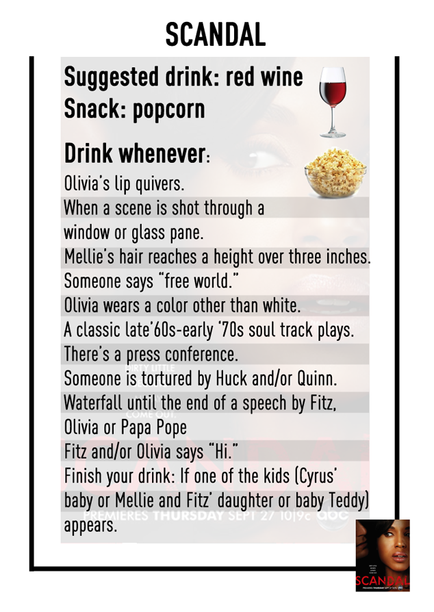 Play This Drinking Game With Us E Online