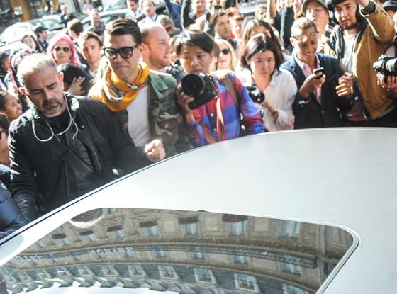 Kim Kardashian, Kanye West, Vitalii Sediuk