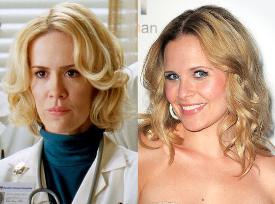 Sarah Paulson, Grey's Anatomy, Sally Pressman
