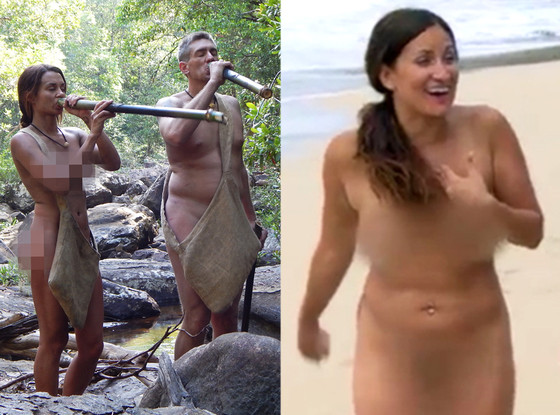 Naked and Afraid, Dating Naked