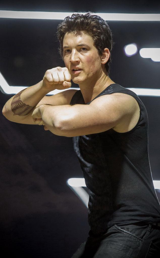 Miles Teller, Divergent