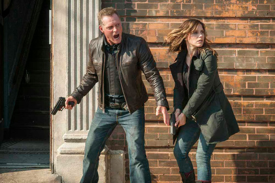 Sophia Bush, Jason Beghe, Chicago P.D.